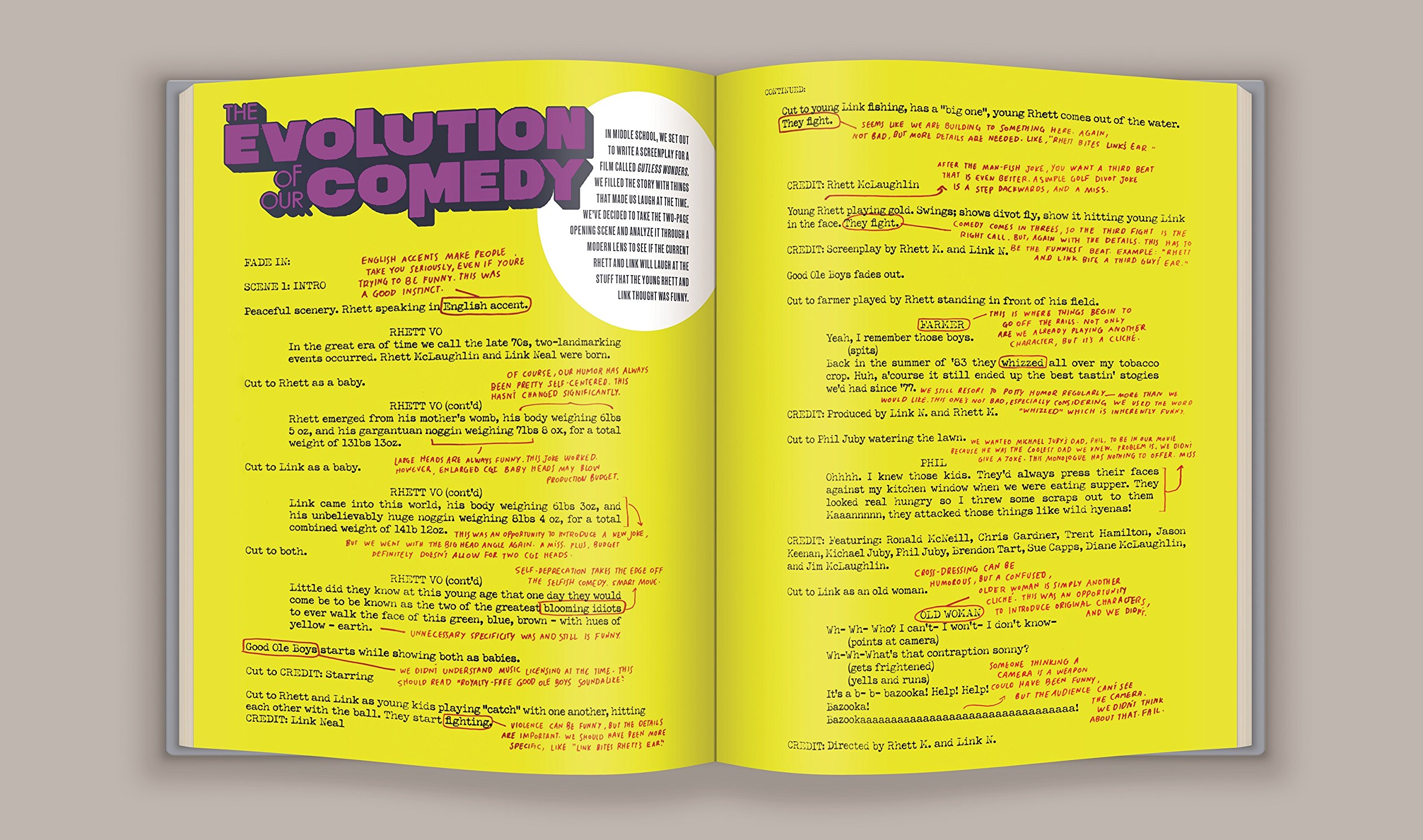 Rhett & Link's Book of Mythicality: A Field Guide to
