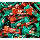 Kit Kat Christmas, Red Green Kit Kat Crisp Wafers in Milk Chocolate Snack Size (Pack of 4 Pounds)