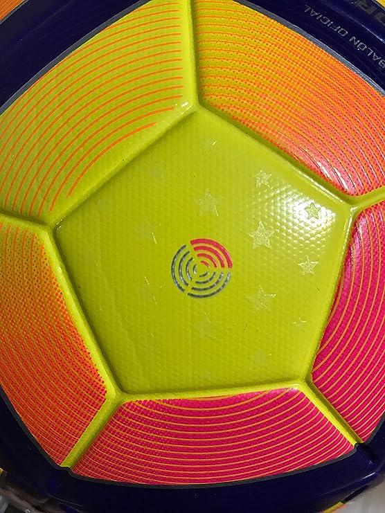 Nike Ordem 4 La Liga Balón, Unisex Adulto, Amarillo (Yellow/Purple ...