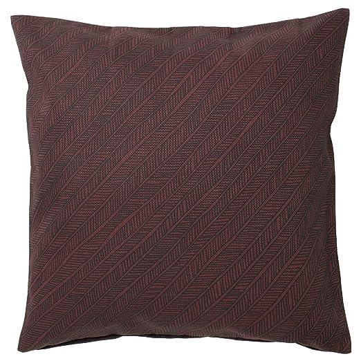 ypperlig cojín de 50 x 50 cm diseño de manta funda de ...