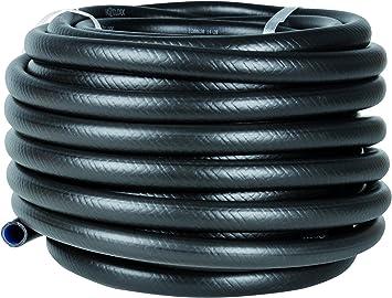 Hozelock Supply Hose 25 M X 13 Mm Flexible Black UV Stable PVC Watering System