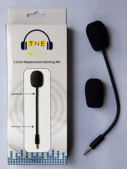 621253f8ced Turtle Beach Replacement Mic TNE 3.5mm Game Microphone Boom for Ear Force XO  Three XO Four Stealth Recon 150 50 50X 50P 60P Camo Xbox One PS4 Gaming ...