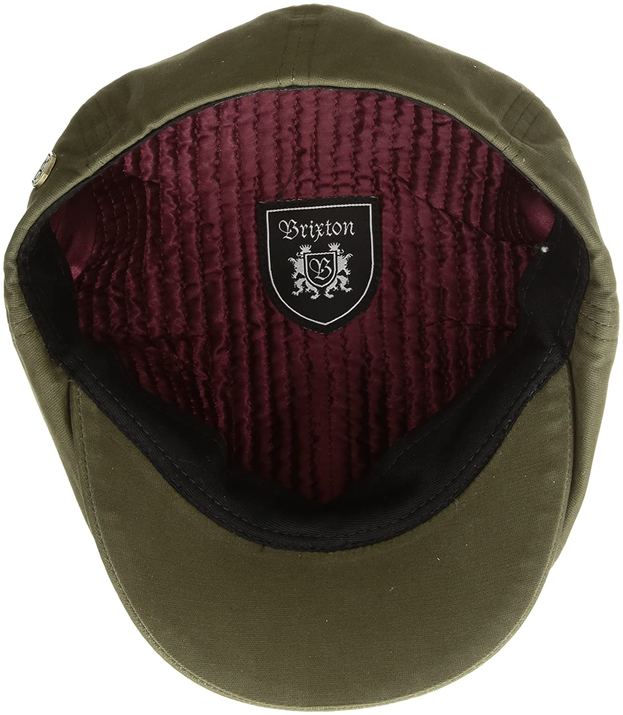 ... closeout amazon brixton mens brood newsboy snap hat clothing 15d78 82a3a d4695bd862e3