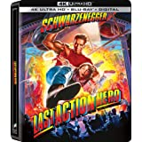 Last Action Hero [4K Ultra HD + Blu-ray + Digital]
