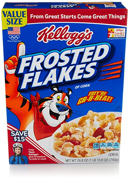 Frosted Flakes, 26.8 Oz