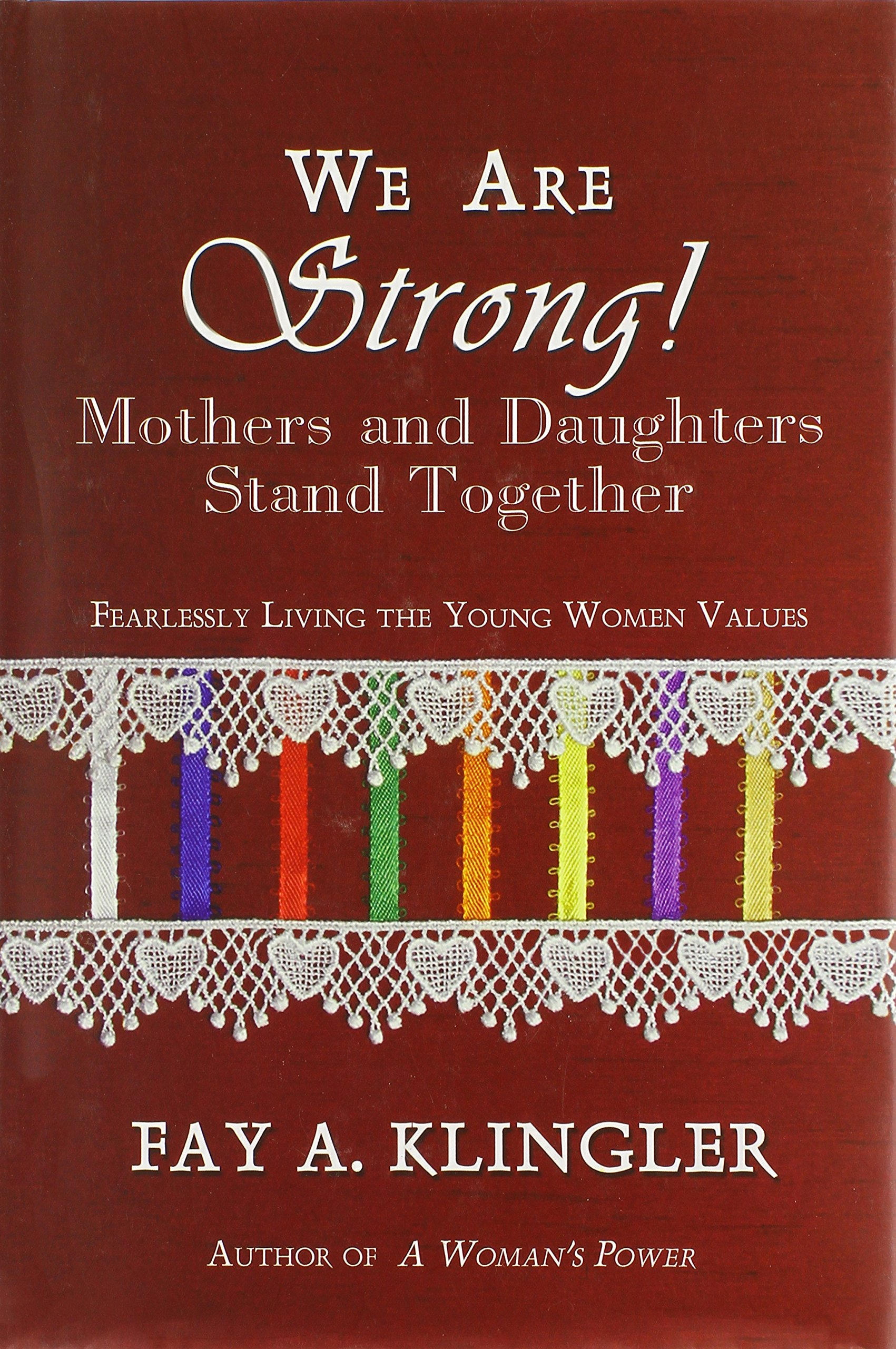 We Are Strong! Mothers and Daughters Stand Together pdf