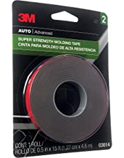"3M 03614 Scotch-Mount 1/2"" x 15' Molding Tape"