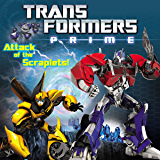Transformers Prime: Attack of the Scraplets!