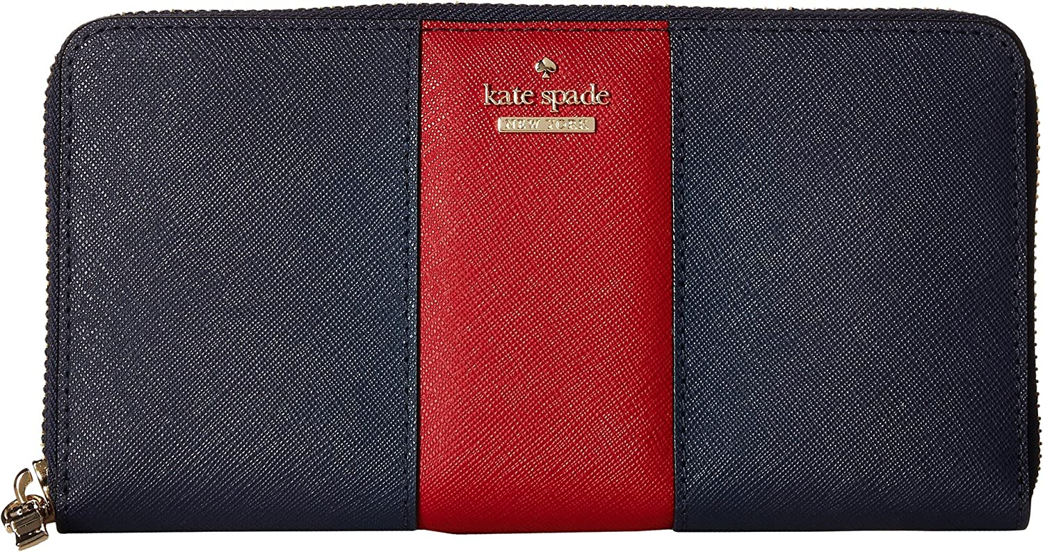 Kate Spade New York Womens Cameron Street Racing Stripe Lacey