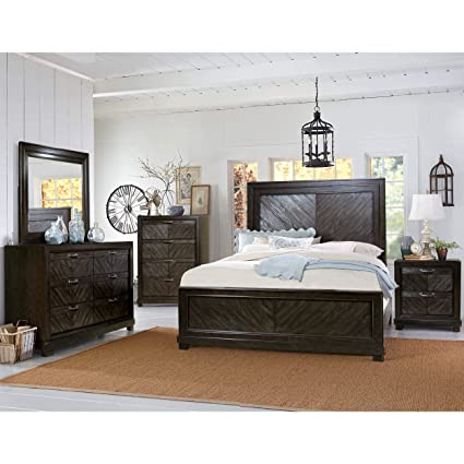 Amazon.com: Greyson Living Madison 6-Piece Bedroom Set by ...