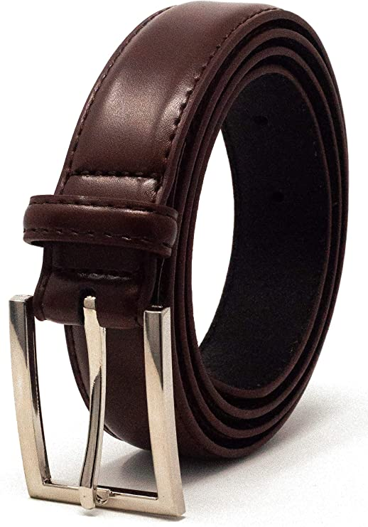 1940s UK and Europe Men's Clothing – WW2, Swing Dance, Goodwin Ashford Ridge Mens 30mm (1.25) Suit Trouser Leather Belt £15.74 AT vintagedancer.com