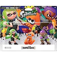 Nintendo Amiibo-Splatoon Series, 3-Pack (Alt Colour) - Splatoon Series Edition