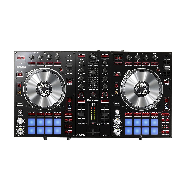 Pioneer  「Serato DJ」専用 DJコントローラー DDJ-SR B00F9W54O6