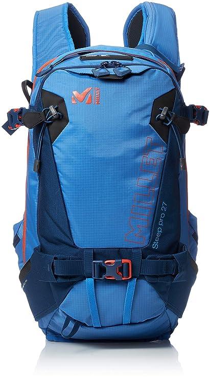 a398f4a003 MILLET Steep Pro 27 Zaino Casual, 45 cm, liters, (Electric Blue/Poseidon):  Amazon.it: Sport e tempo libero