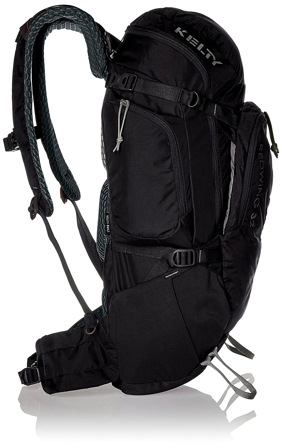 Kelty Redwing 32 - Mochila, 32 L, Color Negro, tamaño Medium, Volumen Liters 32.0: Amazon.es: Deportes y aire libre