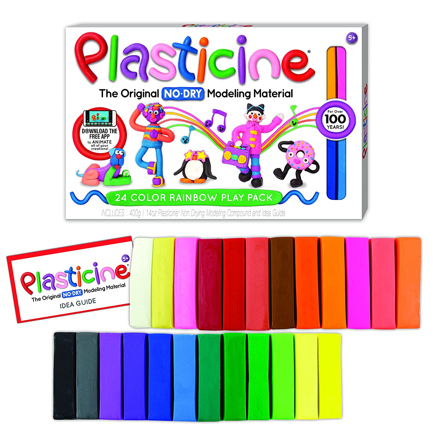 Plasticine Modeling Clay $1.16 From Amazon With Free Shipping