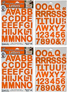 Large Alphabet Numbers And Letters Stickers Perfect For Businesses, Walls,  Painted Surfaces, Foam
