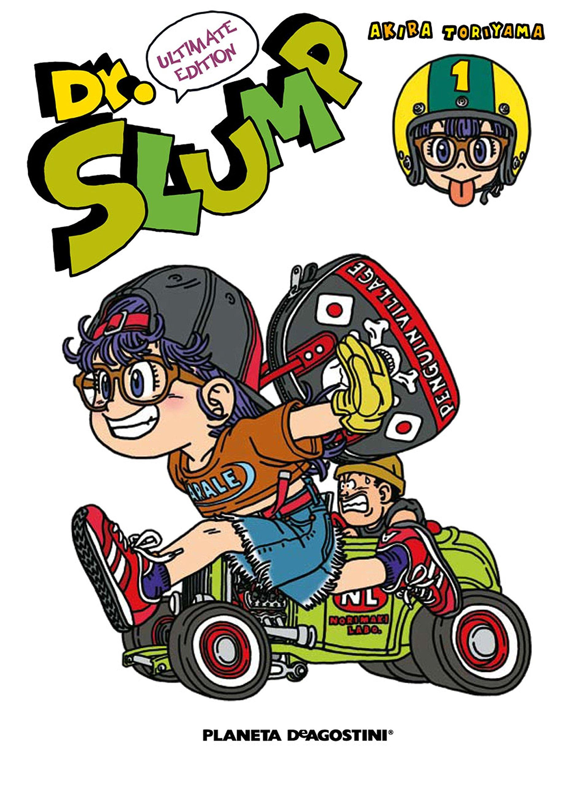 Dr. Slump nº 01/15 (Manga Shonen): Amazon.es: Toriyama, Akira: Libros