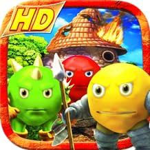 Bun Wars HD: Survival Strategy TD Game