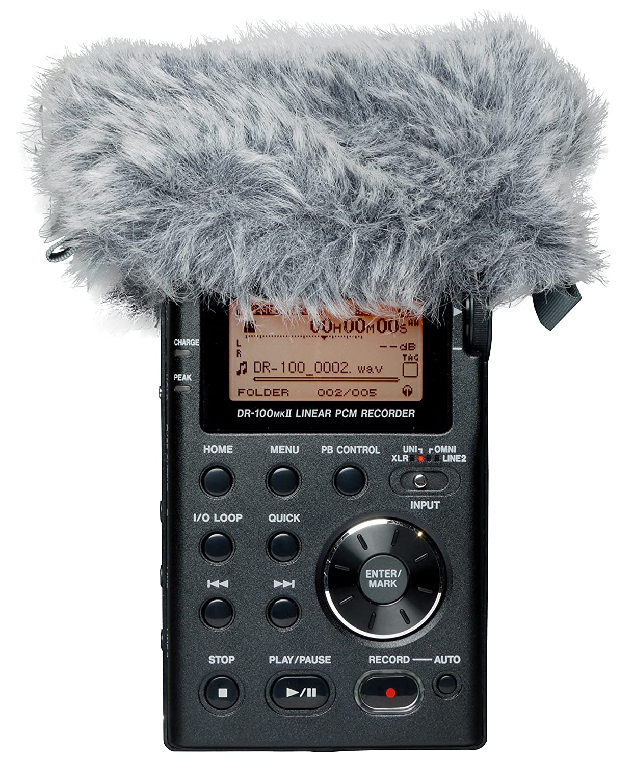 Tascam WS-11 -Windscreen for DR Series Handheld Recorders WS11