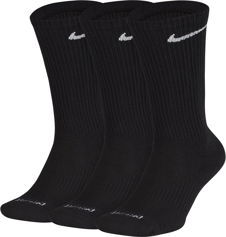 Nike Crew Cut Socks 3 pack (XL (Fits