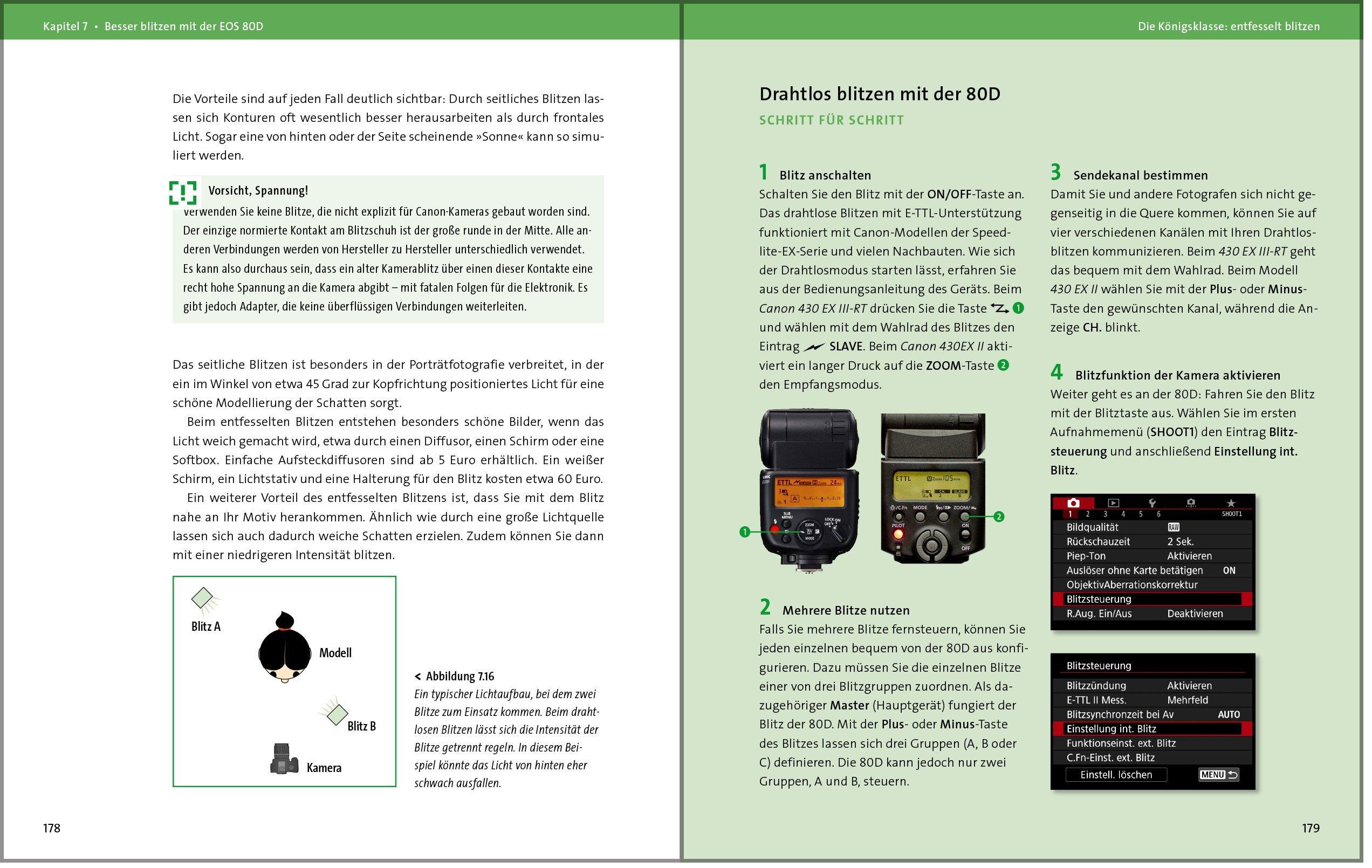 Canon EOS 80D: Das Handbuch zur Kamera: Amazon.de: Dietmar Spehr: Bücher