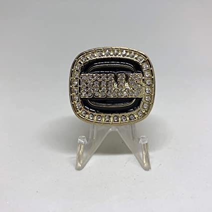 b2b49d492266e1 Image Unavailable. Image not available for. Color  1992 Michael Jordan  23 Chicago  Bulls High Quality Replica 1992 Championship Ring ...