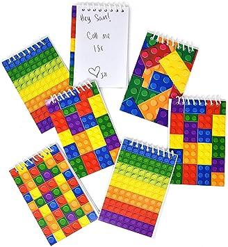 Amazon.com: Paquete de 60 blocs de notas en espiral para ...