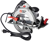 3. PORTER-CABLE PCE310 15 Amp Circular Saw