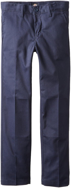 Dickies Khaki Big Boy's Flex Waist Slim Stretch Pant Dickies Boys 8-20