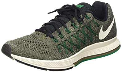 official photos 5f0a0 b5045 Nike Men s Air Zoom Pegasus 32 Running Shoes, Multicolor-Mehrfarbig (Cargo  Khaki