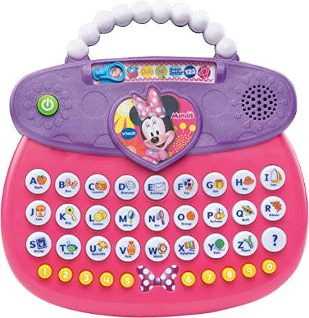VTech Disney Minnie ABC Fashion Purse