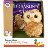 Grandma Wishes (Book and Cuddly Plush Toy Friend)