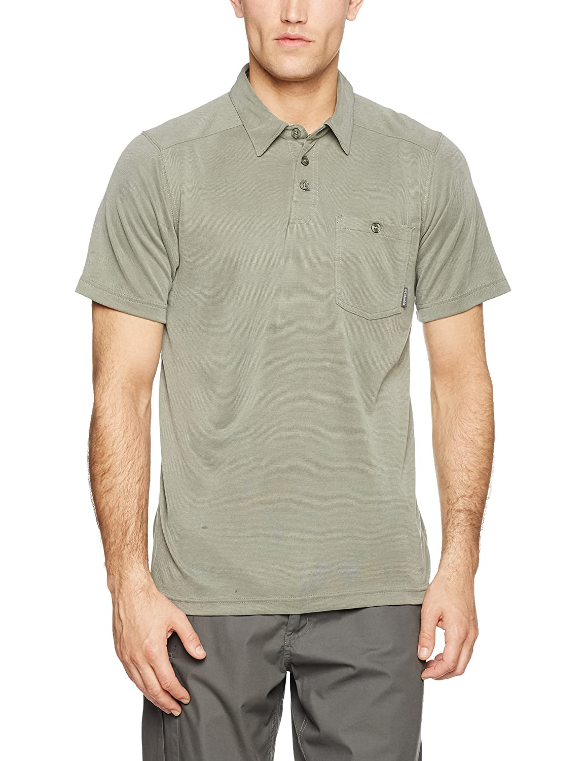 Columbia Herren Sun Ridge Ii Novelty Polo
