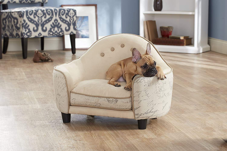 Hundesofa | Hundebett | Hundekissen | Hundelounge   Design Mit Kopfteil In  Verschiedenen Farben Erhältlich