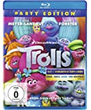 Trolls - Party Edition [Alemania] [Blu-ray]