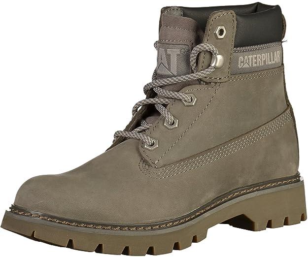 Caterpillar - Botines de caño bajo Mujer, Color Gris, Talla 39: Amazon.es: Zapatos y complementos