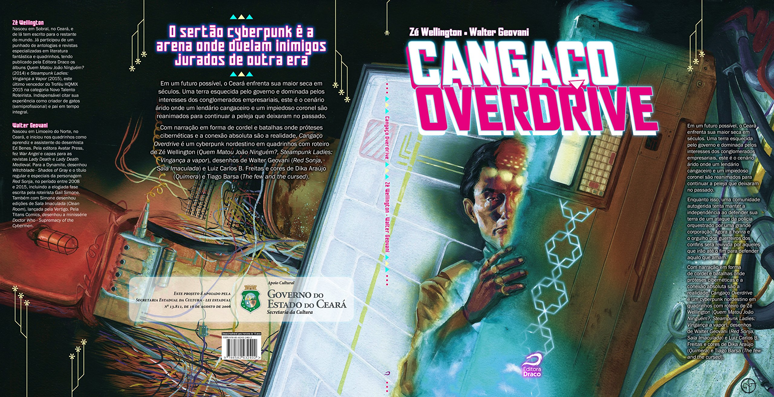 Cangaco Overdrive Ze Wellington 9788582432402 Amazon Com Books