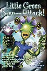 Little Green Men—Attack! Kindle Edition