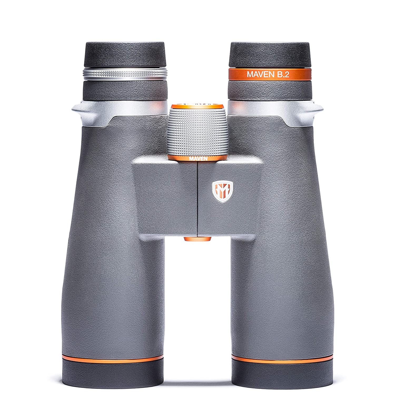 Maven B2 11X45mm ED Binoculars Gray Orange