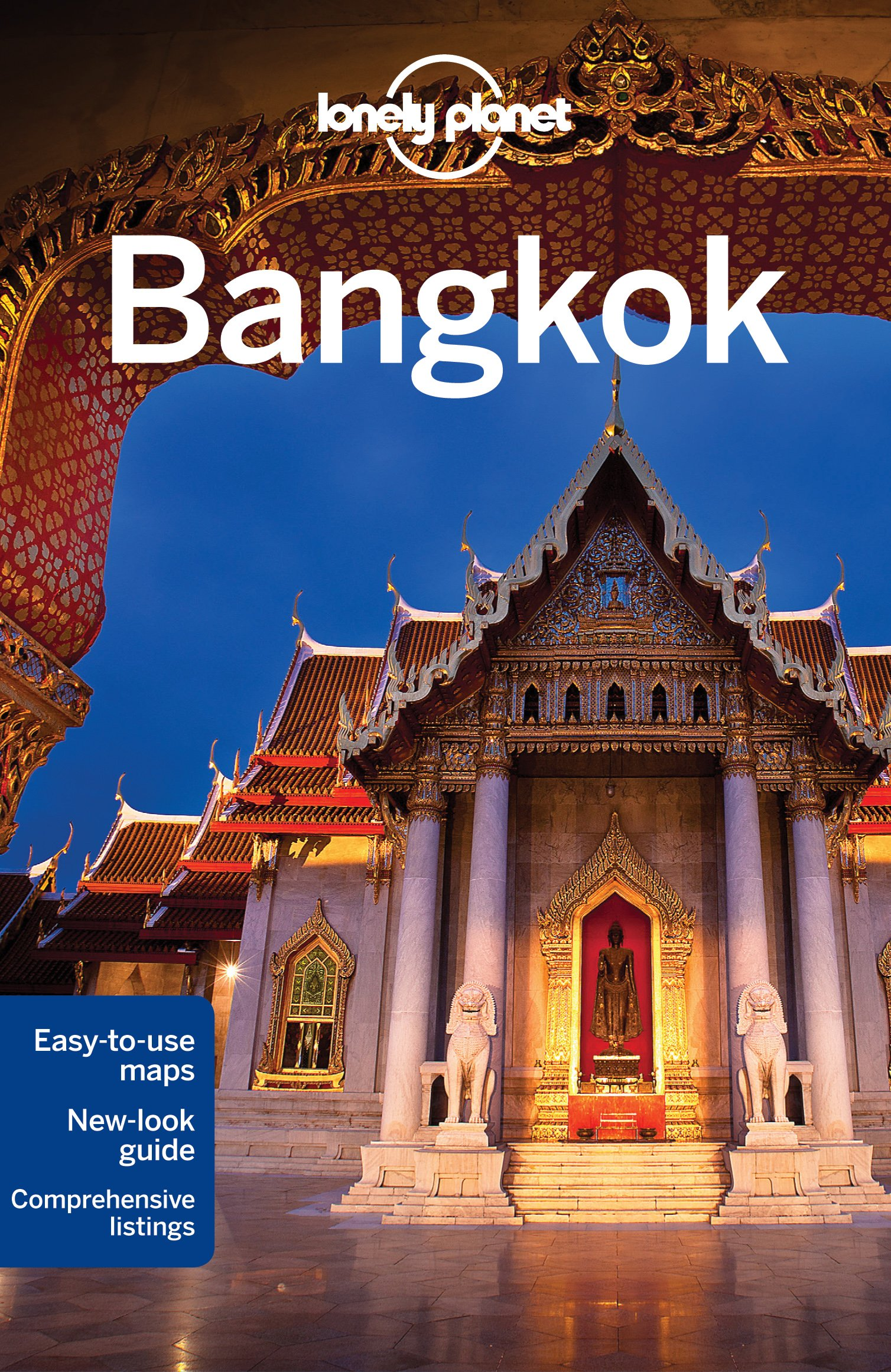 Lonely Planet Bangkok Travel Guide