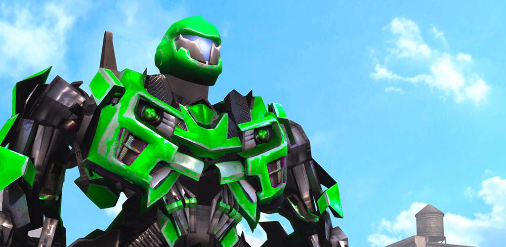 Power Hero Robot Transform Rangers Survival: Legacy Rescue ...