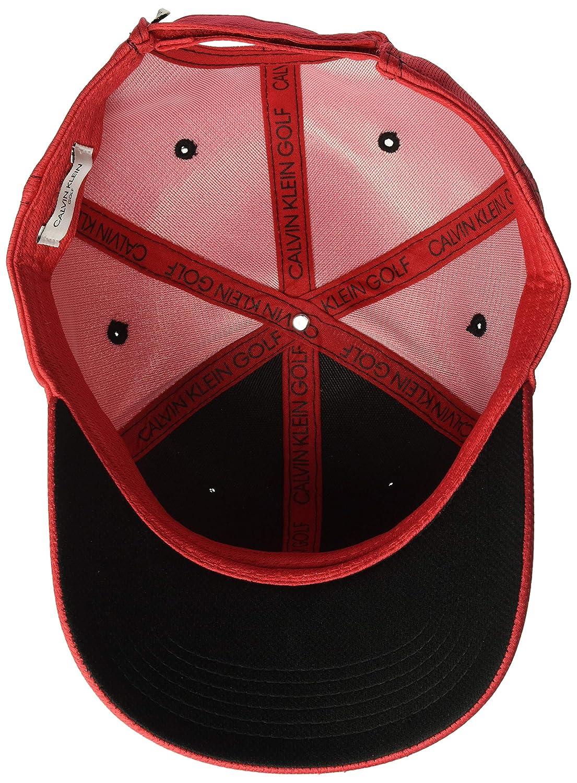 Amazon.com  Calvin Klein Golf Men s CK Performance Meche Baseball ... 2a0a6d7e9c36