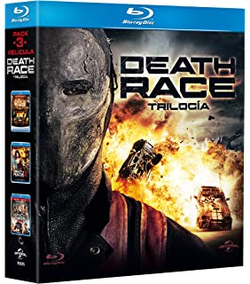 Death Race (Pack Trilogía)