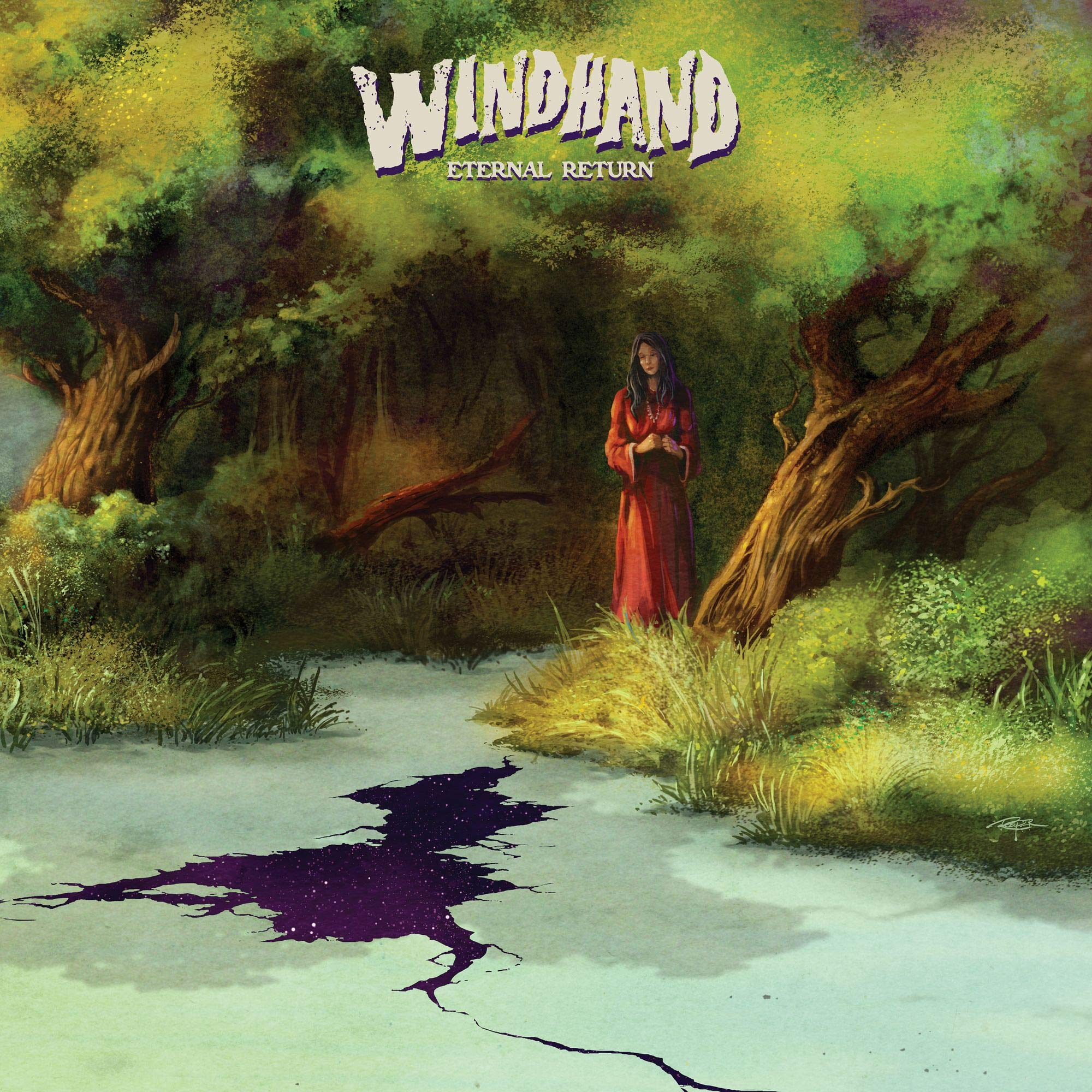 CD : Windhand - Eternal Return (CD)