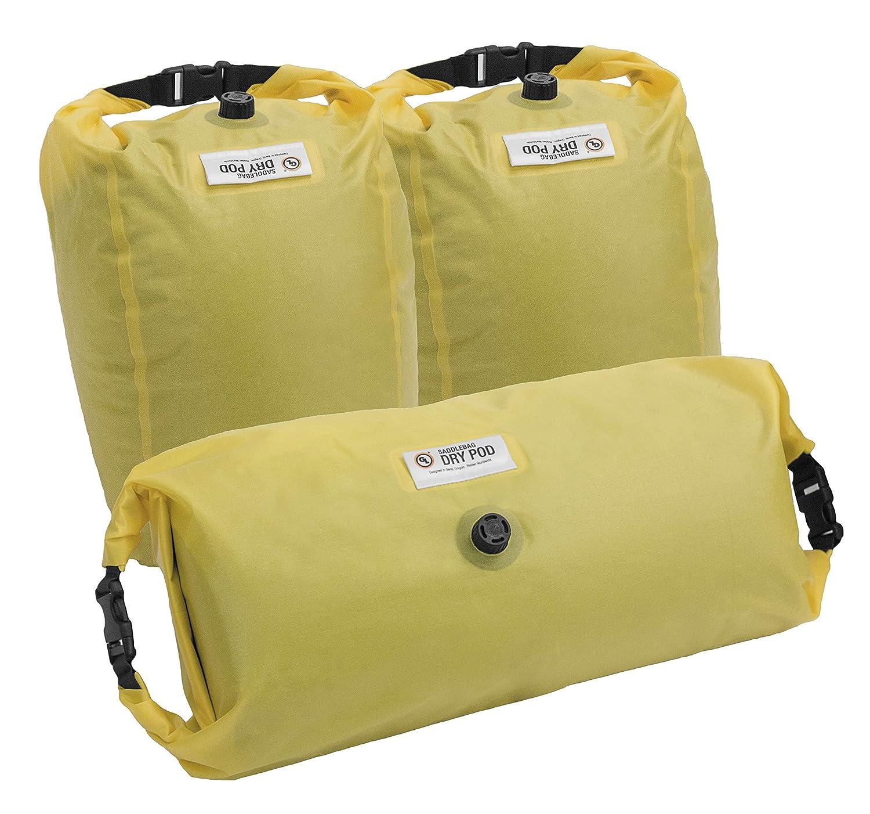 Giant Loop Saddlebag Dry Pod 5559083725 Yellow