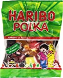Haribo - Polka, Assortimento di Caramelle Gommose - 100 g