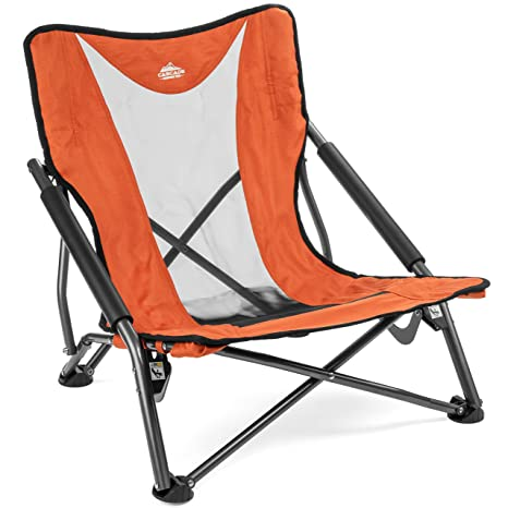 Miraculous Amazon Com Cascade Mountain Tech Compact Low Profile Frankydiablos Diy Chair Ideas Frankydiabloscom