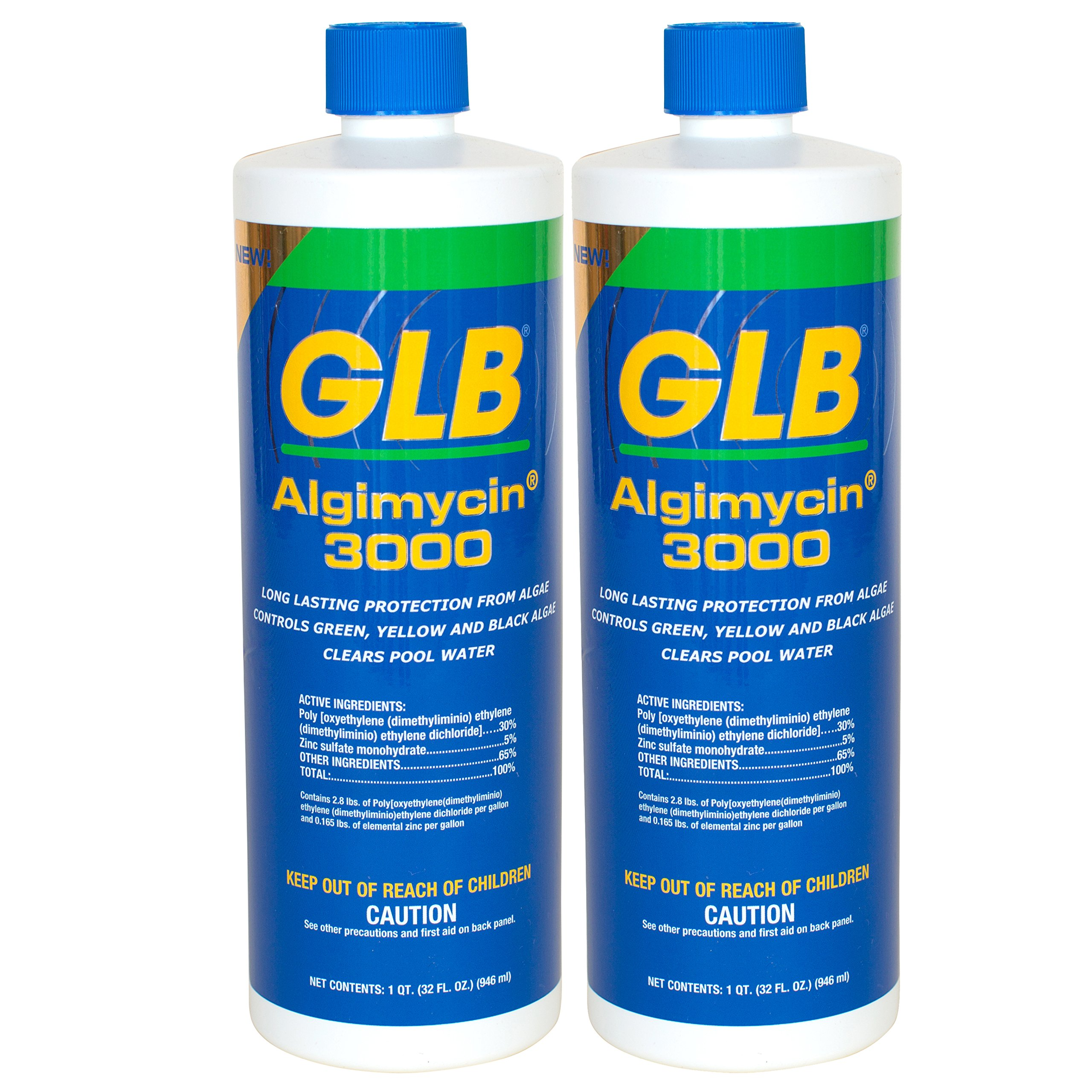 GLB Algimycin 3000 (1 qt) (2 Pack) by GLB
