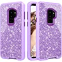 Dailylux Protective Glitter Cover for Samsung Galaxy S9+